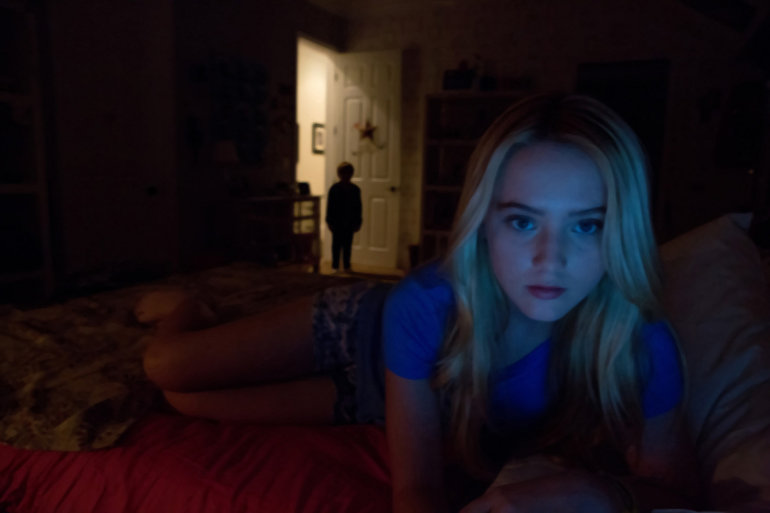 Paranormal Activity 4 (Blu-ray), © Paramount Pictures