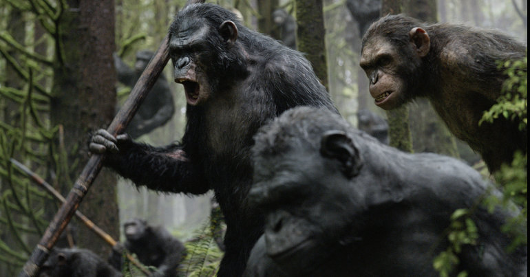 Planet der Affen: Revolution, © 2014 Twentieth Century Fox