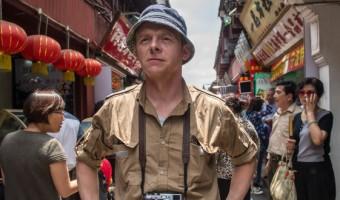 """Simon Pegg im neuen deutschen """"Hectors Reise oder die Suche nach dem Glück""""-Trailer"""