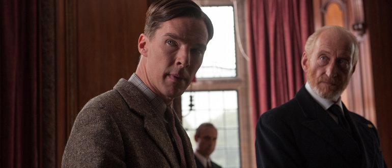 """Trailer zu """"The Imitation Game"""": Benedict Cumberbatch hört deutsche Funksprüche ab"""