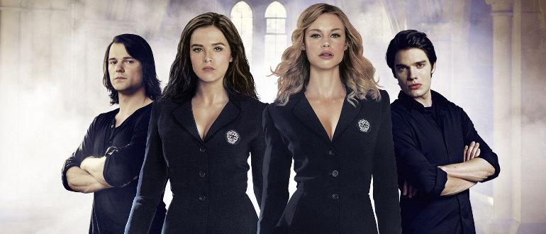 """Filmkritik zu """"Vampire Academy"""": Twilight-Fans kommen auf ihre Kosten"""