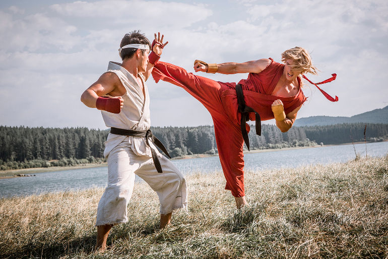 Street Fighter - Assassin's Fist, © polyband Medien GmbH