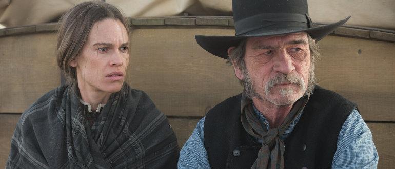 """Deutscher Trailer zu """"The Homesman"""": Drei verrückte Frauen und der wilde Westen"""