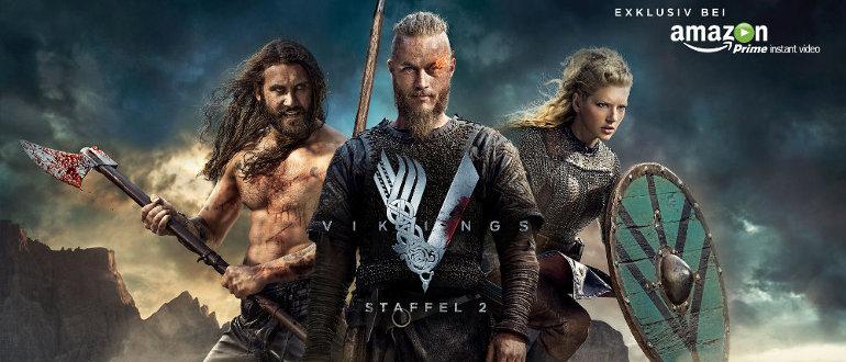 Vikings - Staffel 2, © 2014 TM PRODUCTIONS LIMITED T5 VIKINGS II