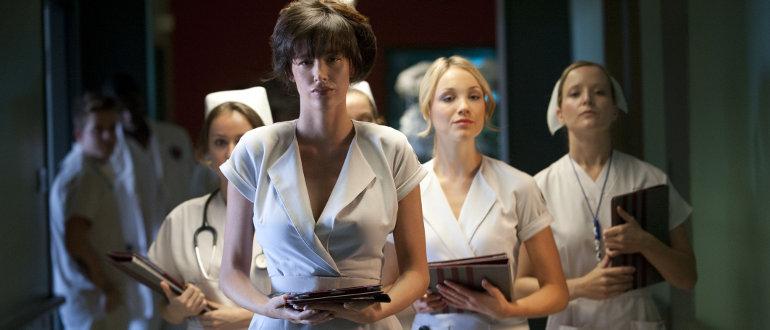 """Filmkritik zu """"Nurse 3D"""": Tödliche Krankenschwester sorgt für Horror"""