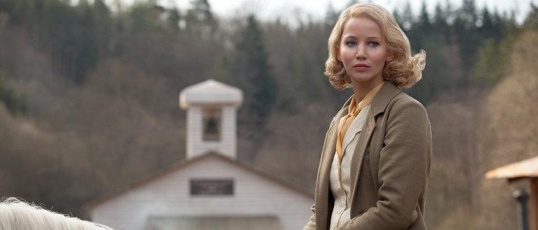 """Deutscher Trailer zu """"Serena"""": Jennifer Lawrence getrieben von Eifersucht"""