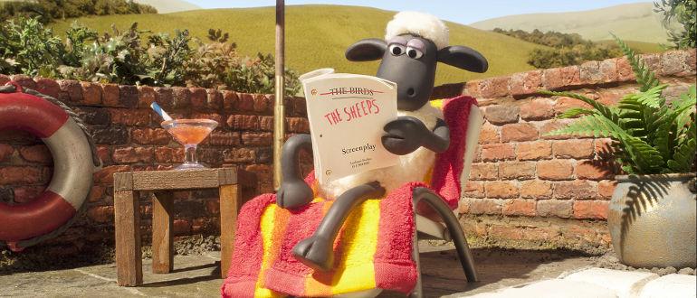 """Neuer Trailer für """"Shaun das Schaf – Der Film"""": Abenteuer in der Großstadt"""