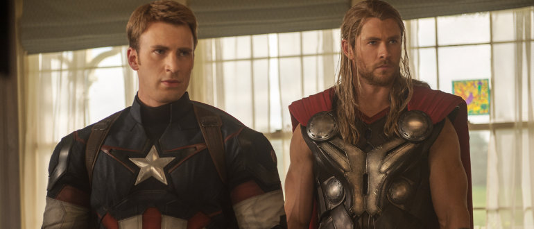 "Das Ende der Helden: Deutscher Trailer zu ""The Avengers 2: Age of Ultron"""