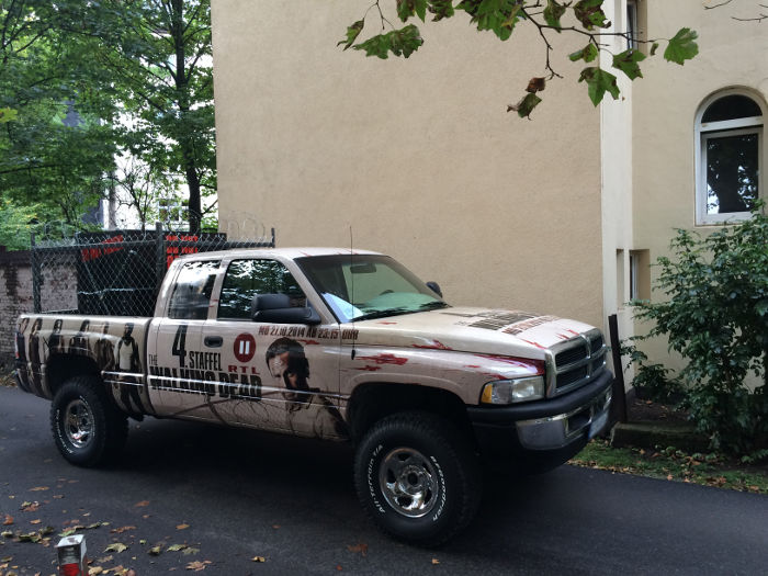 The Walking Dead-Pick-up