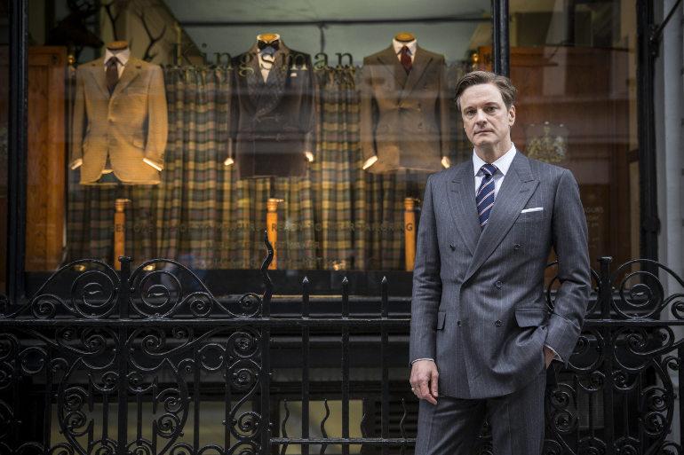 Kingsman: The Secret Service, © 2014 Twentieth Century Fox