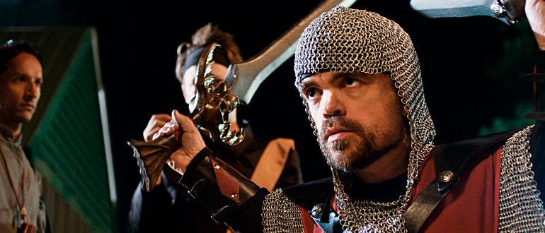 """Filmkritik zu """"Knights of Badassdom"""": LARP-Horror-Komödie mit Peter Dinklage"""