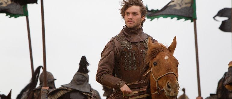 """Deutscher Trailer zur Netflix-Abenteuerserie """"Marco Polo"""": Start im Dezember"""