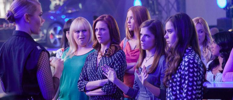 """Anna Kendrick und Rebel Wilson singen erneut im deutschen Trailer zu """"Pitch Perfect 2"""""""