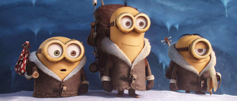 Minions (3D), © 2014 Universal Pictures