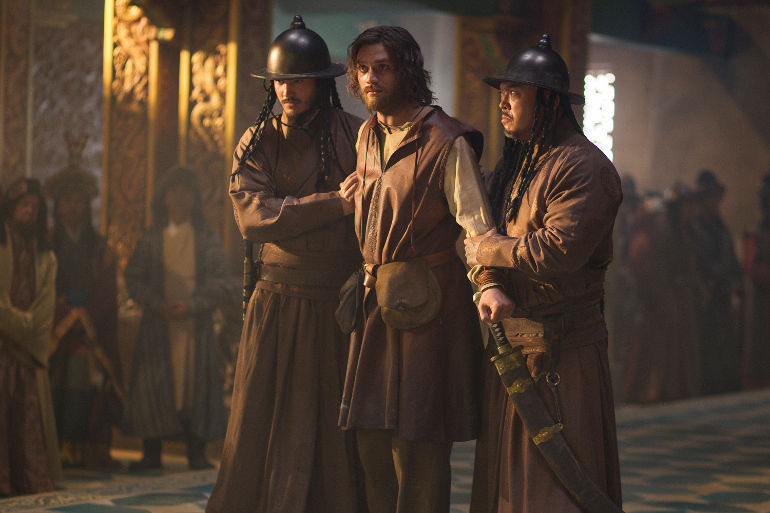 Marco Polo, Photo Credit: Phil Bray for Netflix.