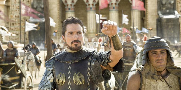 Exodus: Götter und Könige, © 2014 Twentieth Century Fox