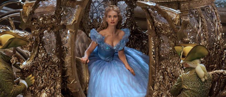 Kinostarts 12. März 2015: Cinderella und die Suche nach 7 Trauzeugen