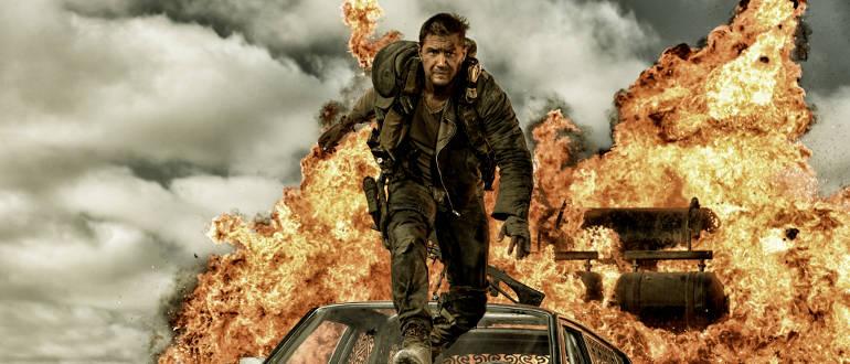 """Verrückte Wüsten-Action im neuen Trailer zu """"Mad Max: Fury Road"""" mit Tom Hardy"""