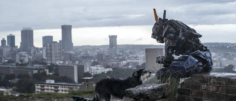 """""""District 9"""" trifft auf """"WALL·E"""": Erster deutscher Trailer zu """"Chappie"""" mit Hugh Jackman"""