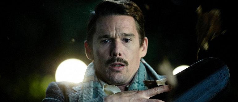 """""""Predestination"""": Ethan Hawke springt durch die Zeit im ersten deutschen Trailer"""