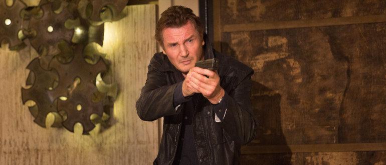 Kinostarts 8. Januar 2015: Ein mürrischer Bill Murray, Party Bullen und Action-Liam Neeson
