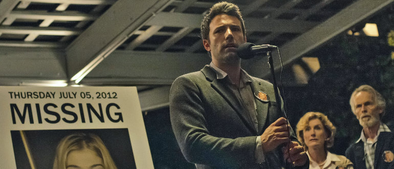 GONE GIRL - DAS PERFEKTE OPFER, © 2014 Twentieth Century Fox