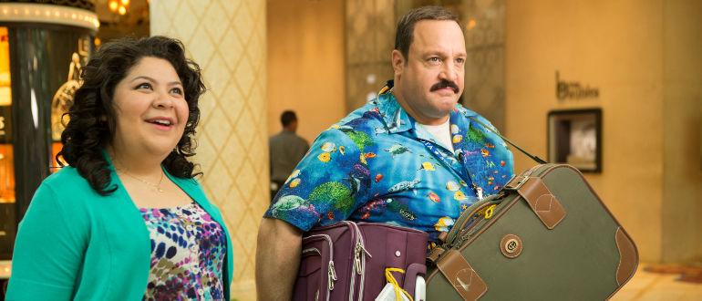 """Kevin James sagt Kampf gegen Gangster an: Neuer Trailer zu """"Der Kaufhaus Cop 2"""""""