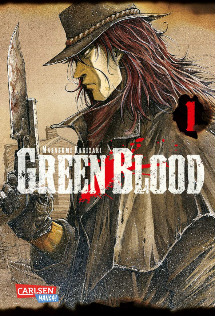 Green Blood, Band 1, © CARLSEN Verlag GmbH