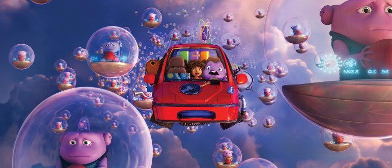 HOME - EIN SMEKTAKULÄRER TRIP, © 2015 DreamWorks Animation L.L.C.