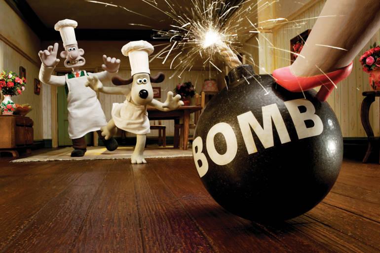 Wallace & Gromit - Auf Leben und Brot, © TMG, © Concorde Home Entertainment