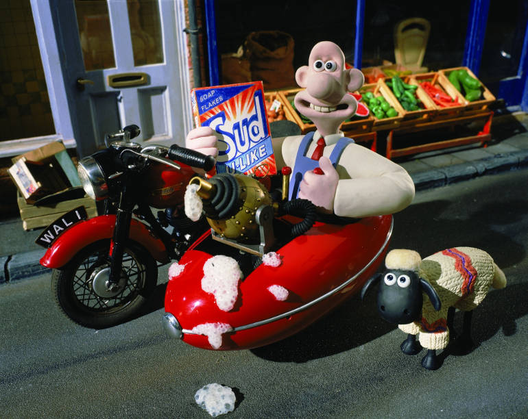 Wallace & Gromit - Unter Schafen, © TMG, © Concorde Home Entertainment