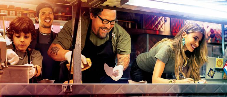 """""""Iron Man""""-Regisseur Jon Favreau als kreativer Koch: Deutscher Trailer zu """"Kiss the Cook"""""""
