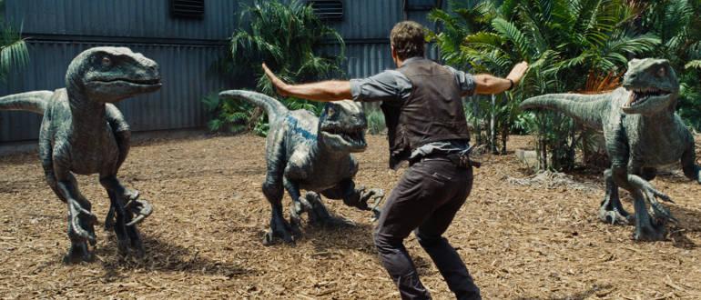 """""""Jurassic World"""": Im neuen deutschen Trailer gibt es gewaltige Dinosaurier-Action"""