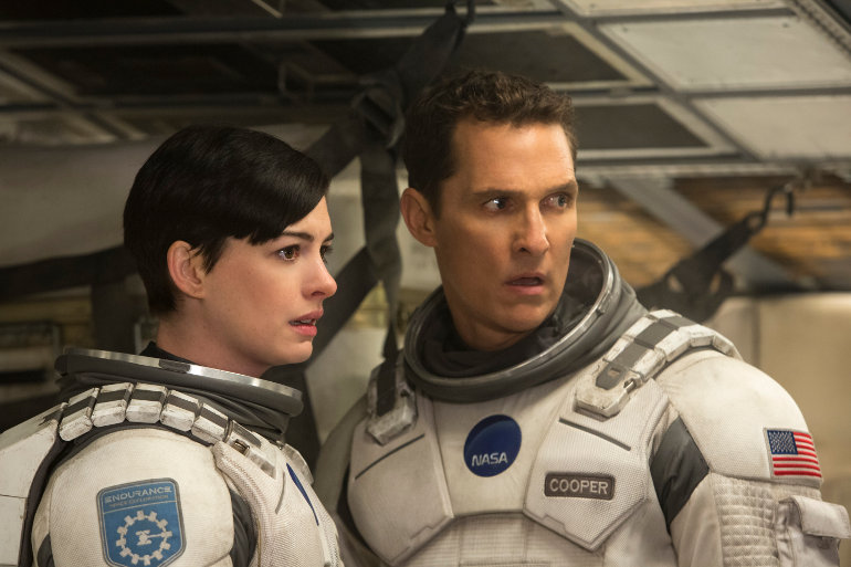 Interstellar, © Warner Bros. Entertainment Inc.