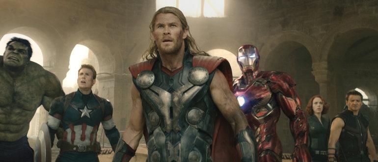 Kinostarts 23. April 2015: Rückkehr der Avengers, große Augen und künstliche Intelligenz