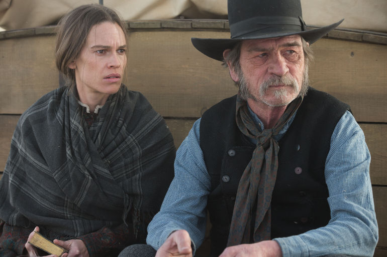 The Homesman, © UNIVERSUM FILM, Foto: Dawn Jones