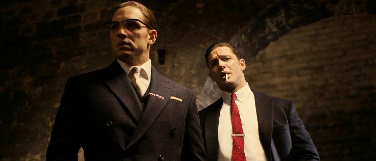 """Tom Hardy beherrscht als Kray-Zwillinge die Londoner Unterwelt – deutscher Trailer zu """"Legend"""""""