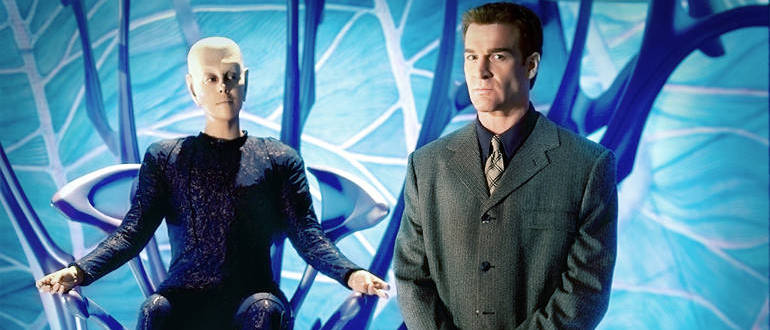 Earth Final Conflict - Staffel 1, © 2015 Pandastorm Pictures GmbH