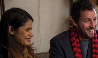 """Filmkritik zu """"The Cobbler"""": Adam Sandler kann als Schuhmagier die Identität anderer übernehmen"""