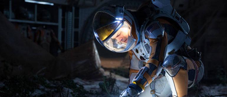 """Matt Damon stellt seine Crew vor – im ersten Viral-Clip zu """"The Martian"""" von Ridley Scott"""