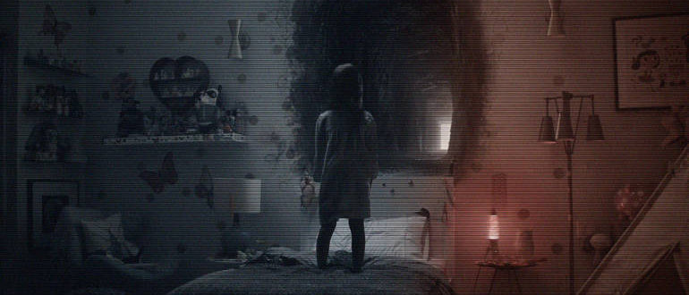 "Horror-Erscheinungen: Erster deutscher Trailer zu ""Paranormal Activity: The Ghost Dimension"""