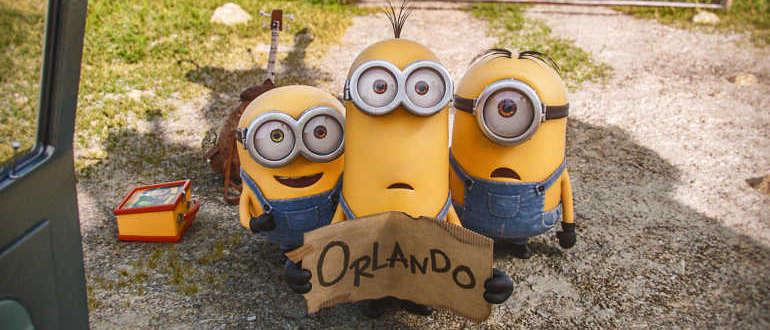 Kinostarts 2. Juli 2015: Gelb und unverbesserlich – Die Minions im ersten eigenen Abenteuer