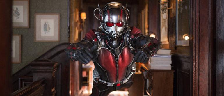Kinostarts 23. Juli 2015: Paul Rudd rettet die Welt als Ameisen-Mann