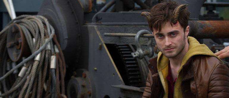 """Teufelei: Daniel Radcliffe bekommt zwei Hörner – im ersten deutschen Trailer zu """"Horns"""""""