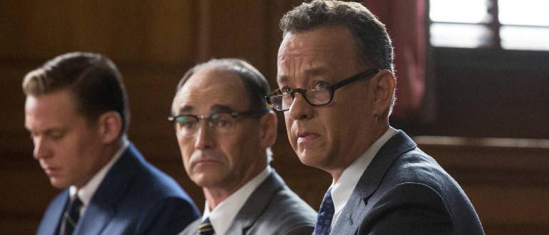 """Tom Hanks muss als Anwalt Unmögliches schaffen: Trailer zu """"Bridge of Spies: Der Unterhändler"""""""
