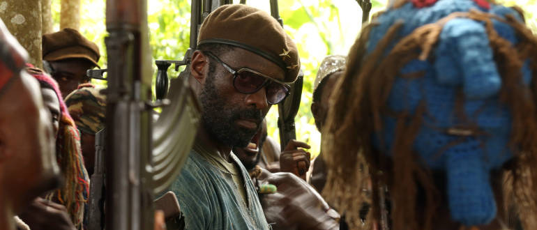 Beasts of No Nation, Photo Courtesy Netflix