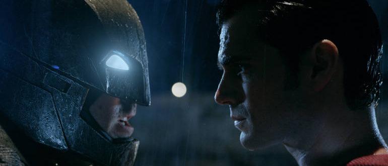 """Der dunkle Ritter schreitet ein: Neuer deutscher Trailer zu """"Batman v Superman: Dawn of Justice"""""""