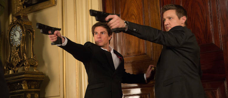 Mission: Impossible - Rogue Nation, © 2015 Paramount Pictures. All Rights Reserved. | Photo credit: David James