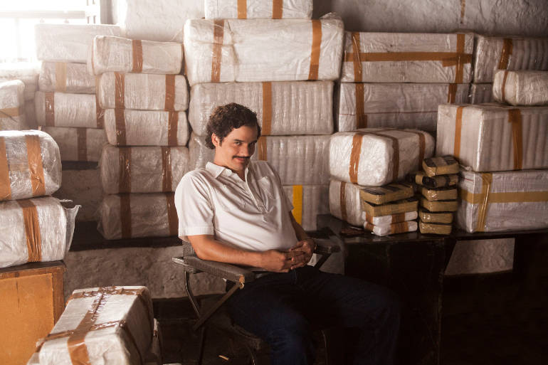 Narcos, Photo credit: Daniel Daza/Netflix, © NETFLIX All Rights Reserved 2015