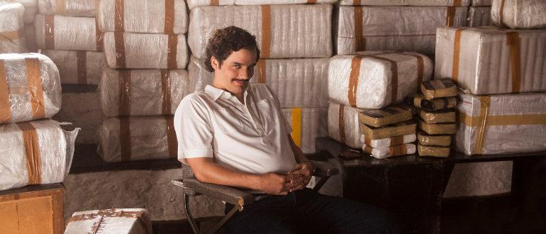 """""""Narcos"""": Neuer deutscher Trailer zum Netflix Original von """"Tropa de Elite""""-Regisseur José Padilha"""